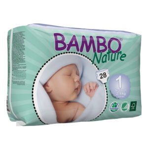 Bambo Nature Size 1
