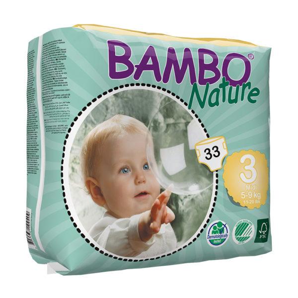 Bambo Nature Size 3