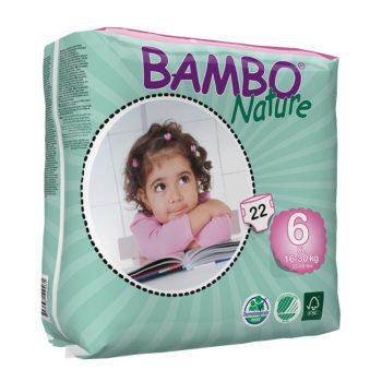 Bambo Nature Size 6
