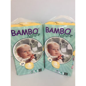 Bambo Nature 3 nappies