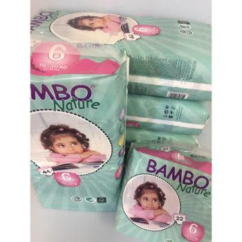 Bambo nappies