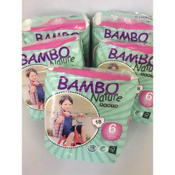 Bambo pull ups