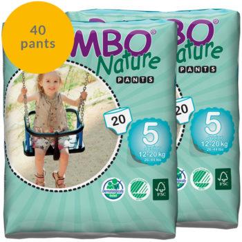 Children's size 5 pull up pants bambo 40 training pants fortnight