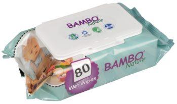 Bambo nature baby wipes