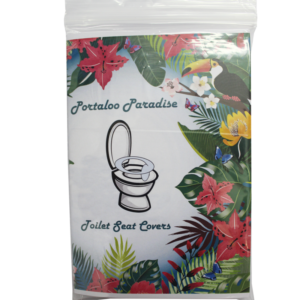 Disposable toilet seat covers - pack of 10