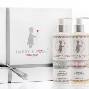 Harry & Rose Baby Skincare Gift Box