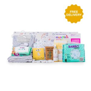 Arvossa Baby Shower Bundle and Baby Box