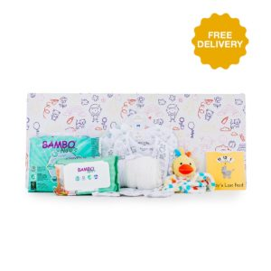 Arvossa Essentials Bundle and Baby Box