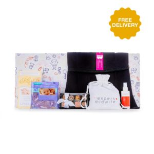 Arvossa mummy bundle and baby box