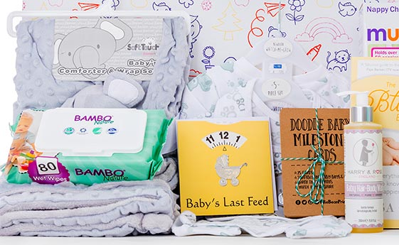 Arvossa baby box bundle