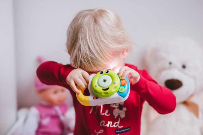 Childhood eczema and asthma