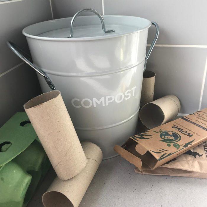 zero waste composting