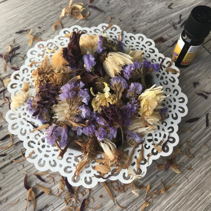 homemade potpourri save money and the planet