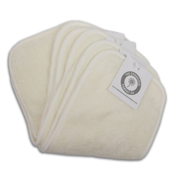 Bamboo nappy booster